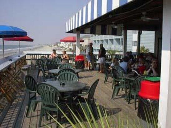 Great Brunch Review Of Garden City Beach Cafe Murrells