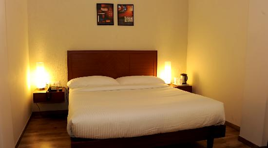A Hotel Jalandhar : Room