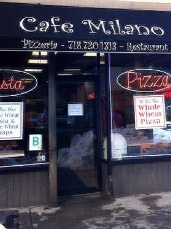 Cafe Milano Pizzeria Staten Island