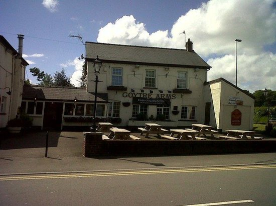 Hotels Near Pontypool