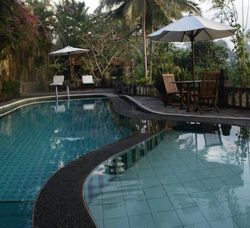 Taman Sakti: Pool and Kids Pool