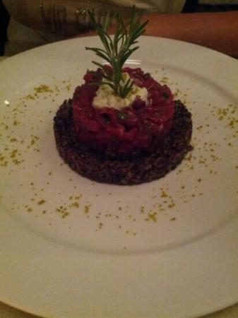 Kitchen : tartare