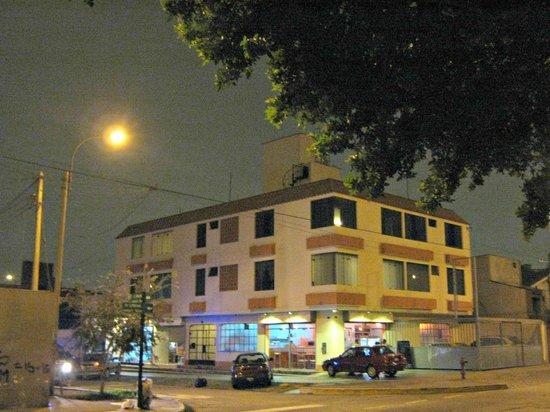 Lima Backpackers: The hostel