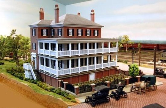 Aiken Visitors Center and Train Museum : Display