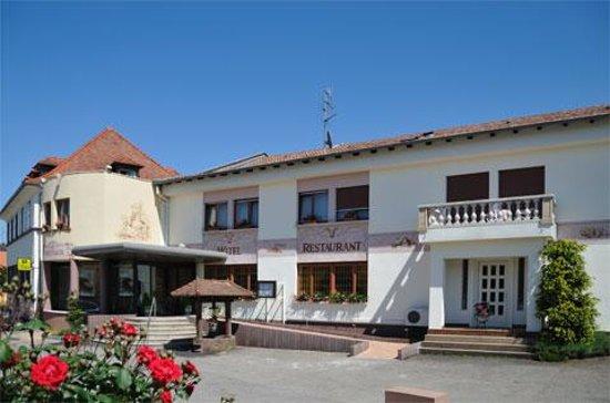Niederschaeffolsheim, Francia: Extérieur