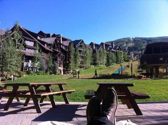 The Ritz-Carlton, Bachelor Gulch: breathtaking.