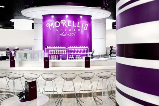 Morelli S Gelato London Brompton Rd Knightsbridge