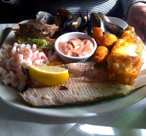 The Old Brewhouse: The Viking Platter