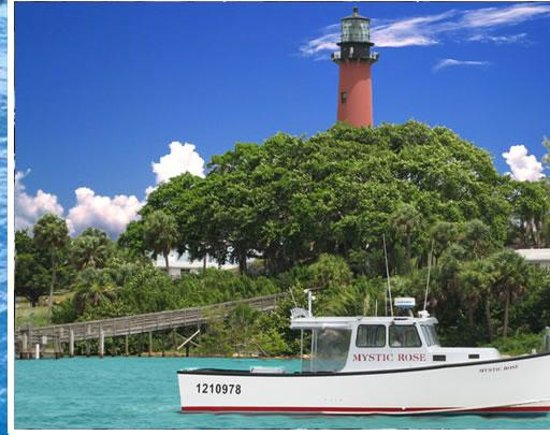 Father and son fishing trip review of mystic rose for Jupiter inlet fishing