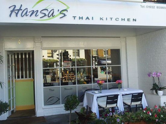 Hansa S Thai Kitchen Weybridge
