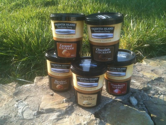 Foto de Valentia Island Ice Cream