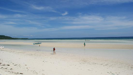 A beach in Anda, Bohol, Philippines