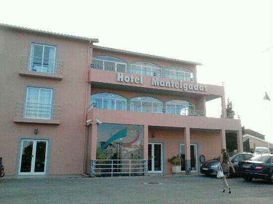 Sport Hotel A Selecao: Foto da fachada