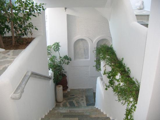Leandros Hotel: So much thought and detail