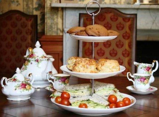 Tea Rooms Near Newark