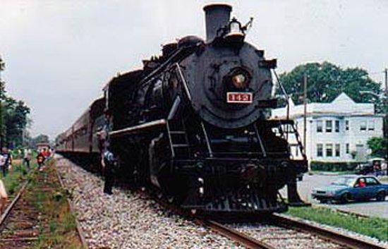 Delaware River Railroad Excursions: #142
