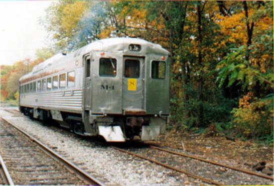 Delaware River Railroad Excursions: NYSW M-1