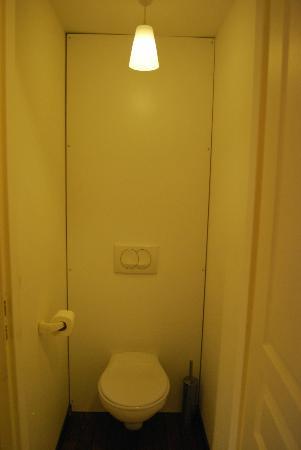Relais du Plessis Resort: Toilettes