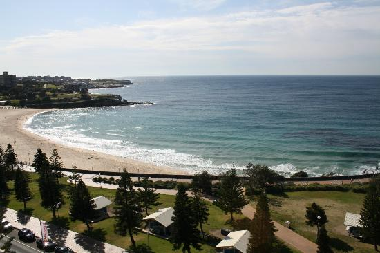 Crowne Plaza Hotel Coogee Beach - Sydney: The view