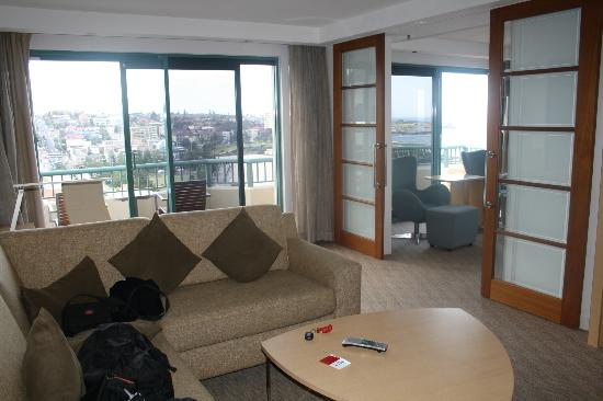 Crowne Plaza Hotel Coogee Beach - Sydney: Lounge