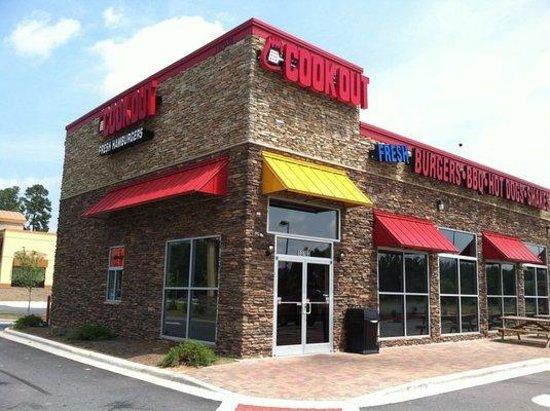 Cookout Restaurants South Carolina