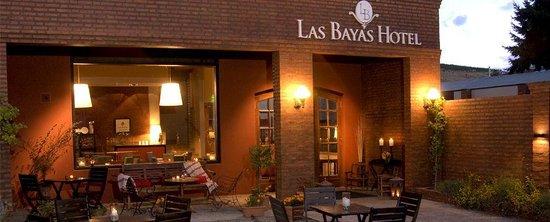 Las Bayas Hotel & Restaurant: Entrada