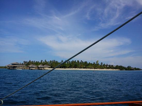 دوس بالماس آيلاند ريزورت آند سبا: Arreceffi Island