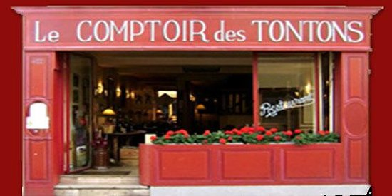 Le Comptoir des Tontons