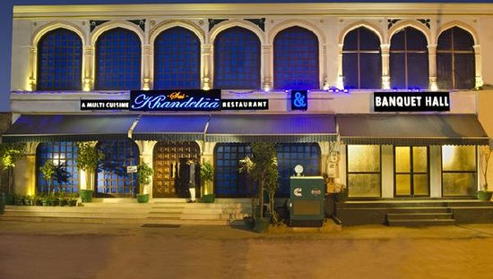 Sai Khandelaa Restaurant & Banquet Hall
