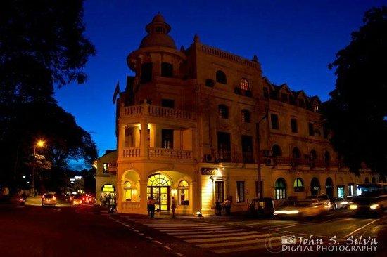 Queens Hotel Kandy, Sri Lanka