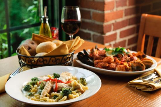 Italian Restaurants North Chelmsford Ma