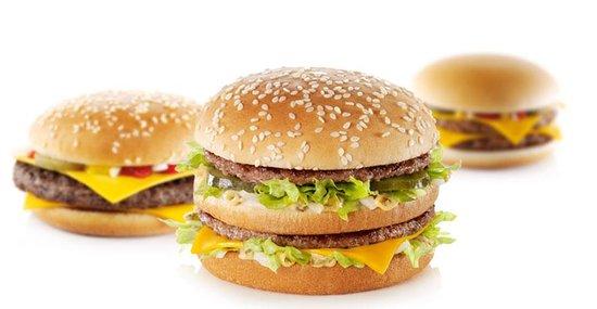 McDonald's - Oxford Street