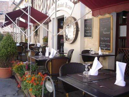 Restaurant La Table Saint Jean  Provins