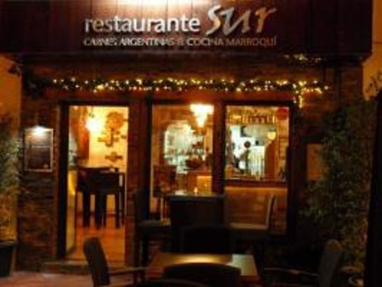 Playa Bella Restaurant Estepona Menu