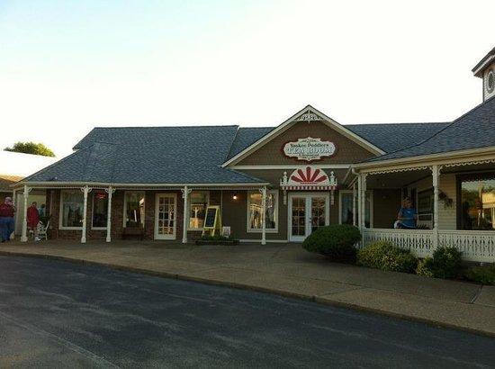 Yankee Peddler Tea Room Osage Beach Restaurant Reviews