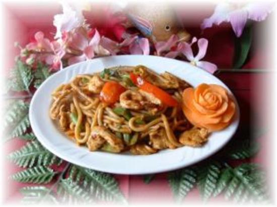Thai Palace and Sushi Bar Bild