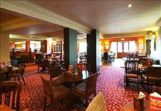 Premier Inn Preston South Cuerden Way Hotel Poachers Restaurant