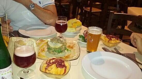 Vaffalluppolo Birroteca Gastronomica: tapas
