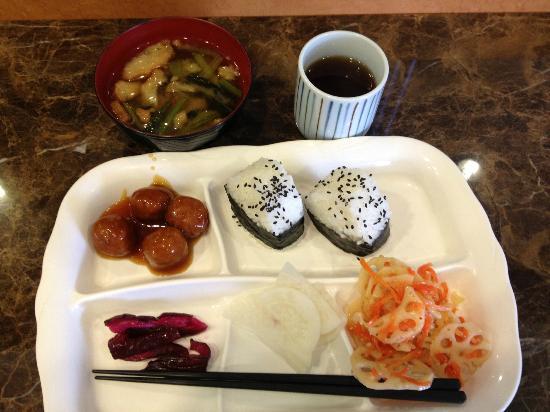 Toyoko Inn Sendai Higashi-guchi No2: 朝食