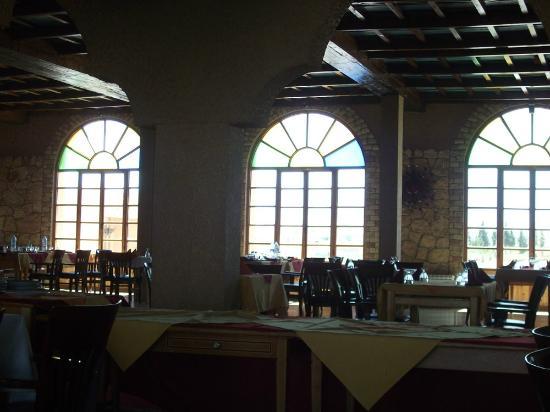 Hotel Taddart : Dining hall