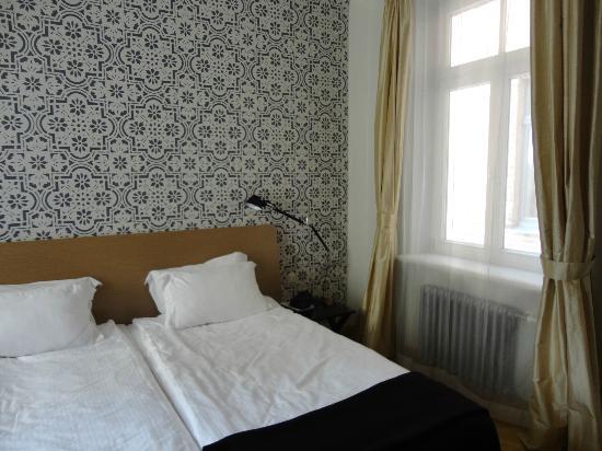 Neiburgs Hotel: номер