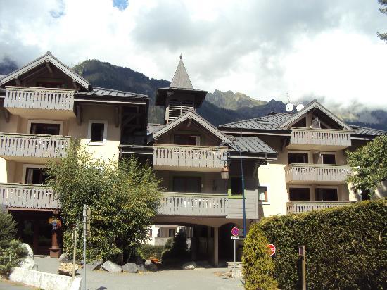 Pierre & Vacances Premium Residence La Ginabelle: exterieur