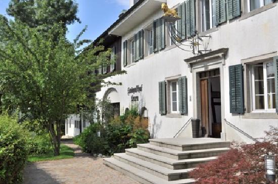 Hotel Landgasthof Leuen: Haupteingang