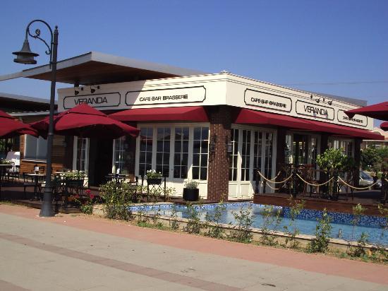 Veranda Cafe Bar Brasserie: 4