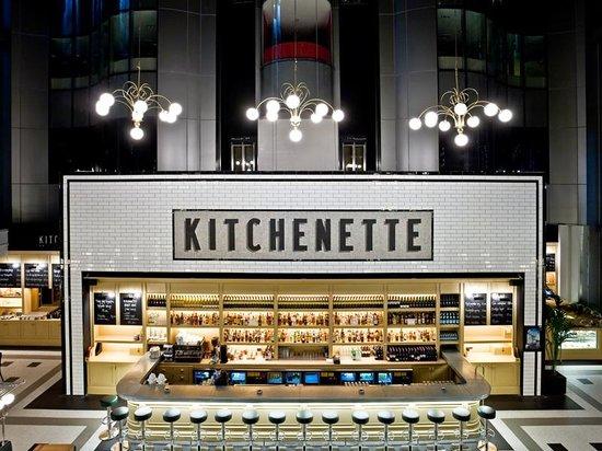 Kitchenette Ortakoy Istanbul Besiktas Restaurant