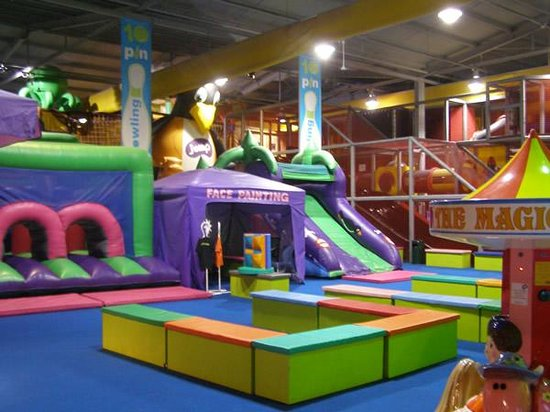 123 Jump Indoor Play Centre Plymouth England Address