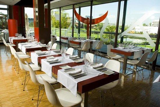 Los 10 mejores restaurantes cerca de hotel la moraleja - Restaurante greener ...