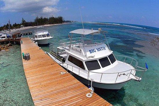 Cayman Brac Scuba Diving