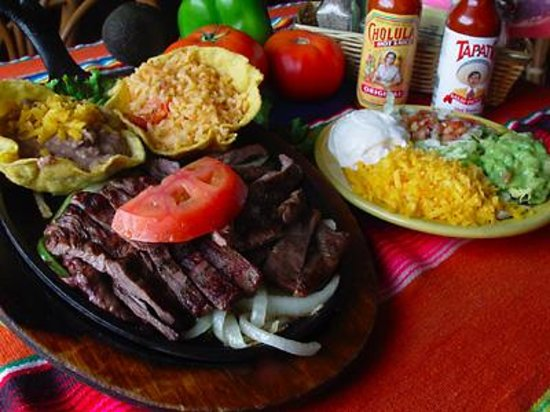 Corning Mexican Food