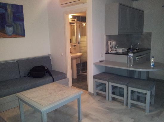فيوتورا هوتل: Apartment 